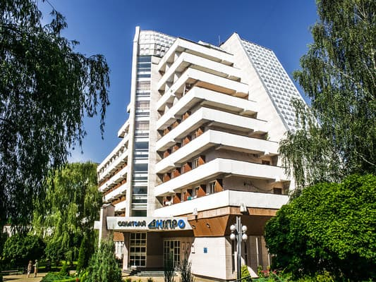 Sanatorium Elite Dnipro, Truskavets: photo, prices, reviews