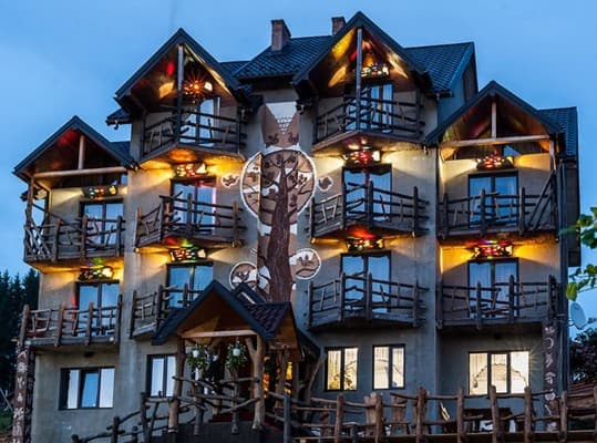 Hotel History, Bukovel: photo, prices, reviews