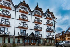 Hotels Bukovel. Hotel Pid strihoyu