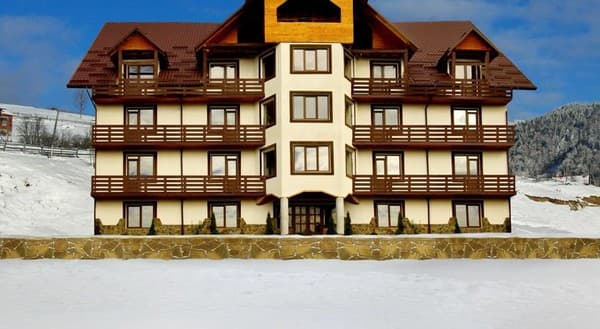 Guest Court PolyanytSki, Bukovel: photo, prices, reviews