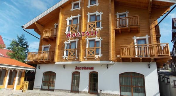 Hotel Altair, Bukovel: photo, prices, reviews