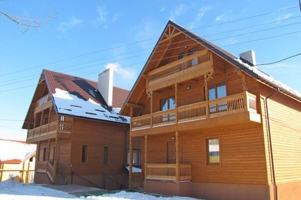 Cottage Duet, Bukovel: photo, prices, reviews