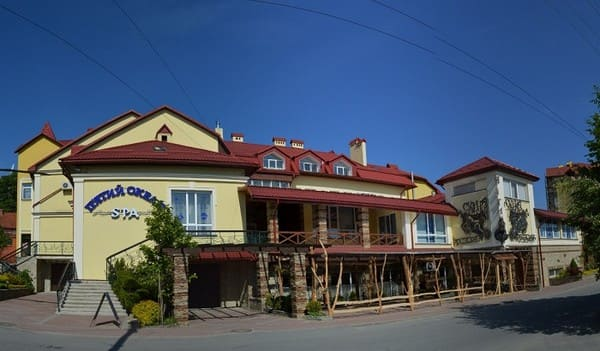 Hotel Fifth ocean, Truskavets: photo, prices, reviews