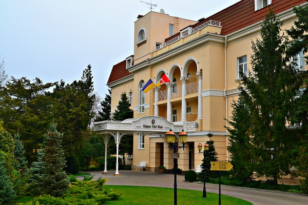 Hotel Palace del Mar, Odesa: photo, prices, reviews