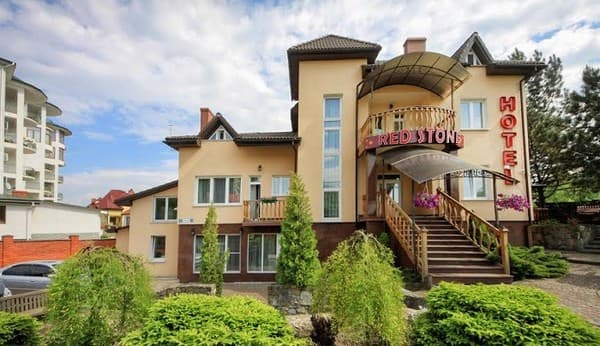 Hotel Red Stone Hotel, Truskavets: photo, prices, reviews