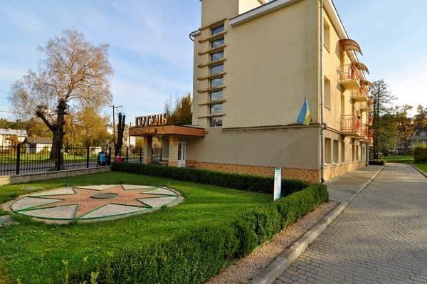 Hotel Orion, Morshyn: photo, prices, reviews