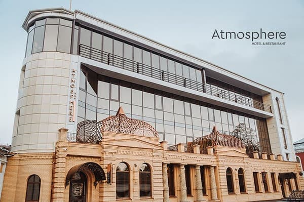 Hotel Atmosfera, Poltava: photo, prices, reviews