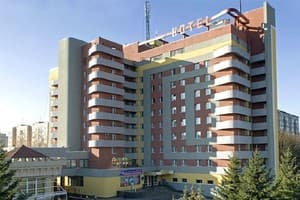 Hotels  city Rivne and region. Hotel Turist