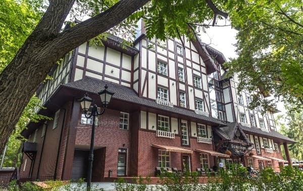 Park Hotel Goloseevo, Kyiv: photo, prices, reviews
