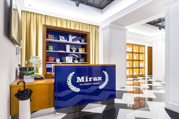 Boutique Hotel Mirax Sapphire Boutique Hotel, Kharkiv: photo, prices, reviews