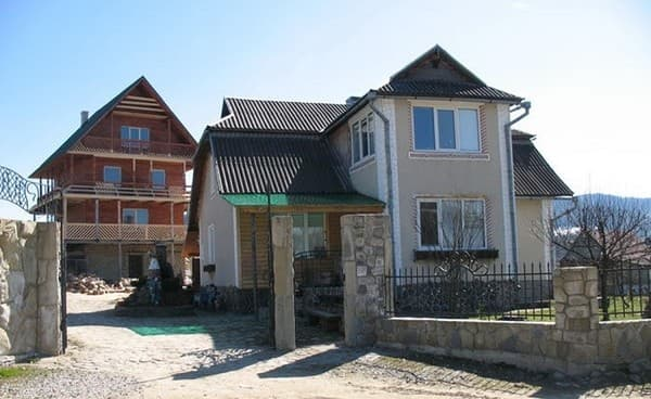 Private estate Nadiia, Mykulychyn: photo, prices, reviews