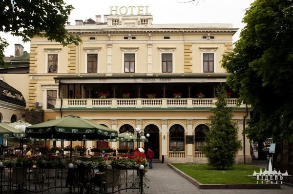 Hotel Viden, Lviv: photo, prices, reviews