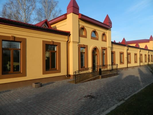 Hotel Velyka Krucha , Pyriatyn: photo, prices, reviews