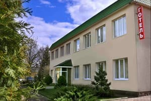 Hotels  city Ternopil and region. Hotel Akant