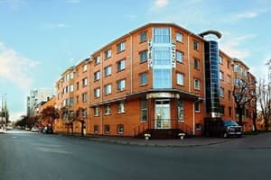 Hotels  city Poltava and region. Hotel Helicopter