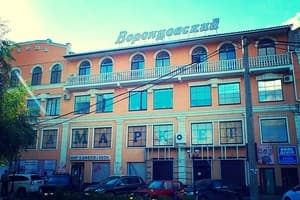 Hotels  city  Zaporizhia and region. Hotel Vorontsovskiy