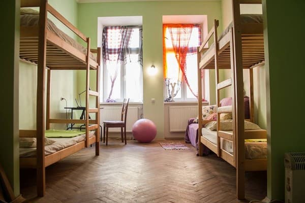Hostel Magic Bus Hostel Lviv, Lviv: photo, prices, reviews