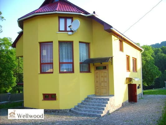 Private estate Wellwood, Mukachevo: photo, prices, reviews