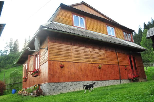 Private estate Smerekovyi Zatyshok, Vorohta: photo, prices, reviews