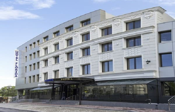 Hotel Florida, Kyiv: photo, prices, reviews