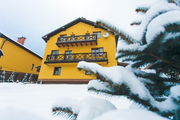 Cottage Green Hills, Bukovel: photo, prices, reviews