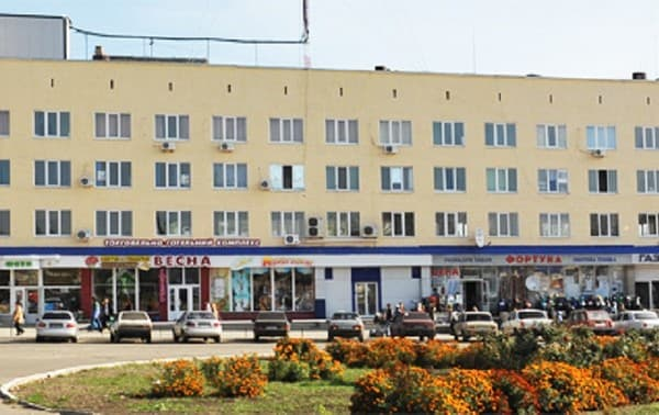 Hotel Vesna,  Tokmak: photo, prices, reviews