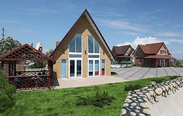 Cottage Santa Villa,  Berdiansk: photo, prices, reviews