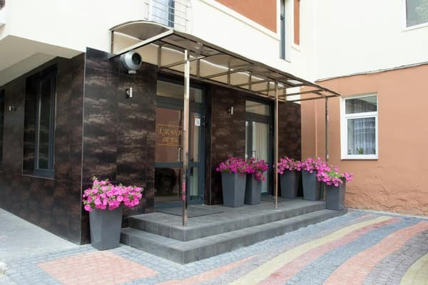 Hotel Etude, Lviv: photo, prices, reviews