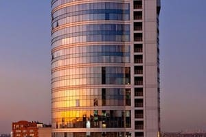 Hotels  Dnipro. Hotel Seven Eleven Skytech & Apartments