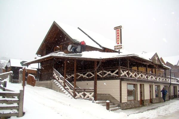гостиницы в Буковеле
