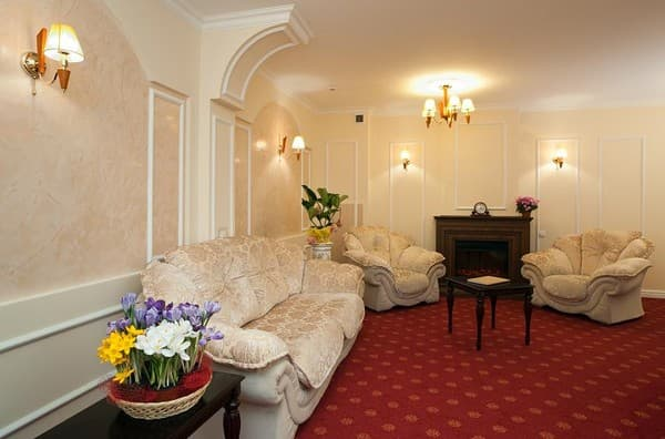 Mini hotel Seventh Sky on Klinicheska Str, 23-25, Kyiv: photo, prices, reviews
