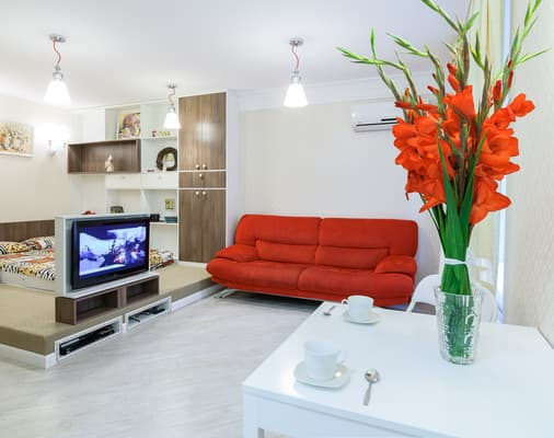 Apartment Covent - Garden - Kharkiv, Kharkiv: photo, prices, reviews