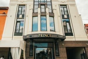 Hotels  city  Uzhhorod and region. Hotel Prince