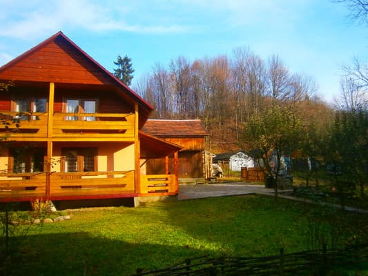 Cottage Pid Bukovynoiu, Zhdenieve: photo, prices, reviews