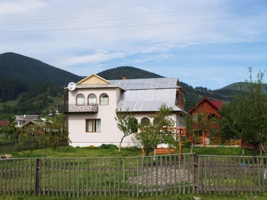Private estate Zavediya, Verkhovyna: photo, prices, reviews