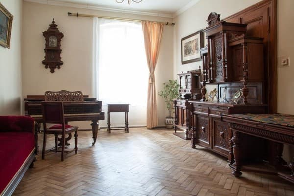 Apartment Apartment Four-room apartment with Ratusha view on Brativ Rohatyntsiv Str, 10, Lviv: photo, prices, reviews