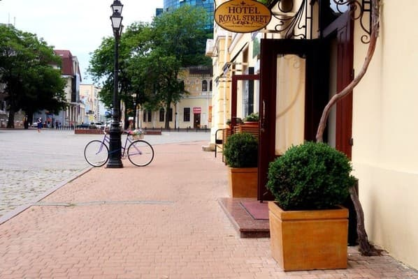 Mini hotel Royal Street, Odesa: photo, prices, reviews