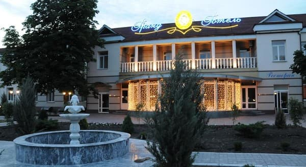 Hotel Grand Hotel,  Mariupol: photo, prices, reviews