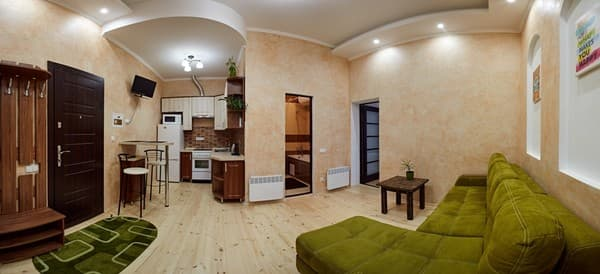 Apartment Babylon Apartments on Dubinsky, Rivne: photo, prices, reviews