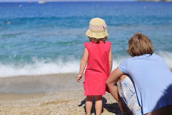 Отдых в Очакове на берегу моря