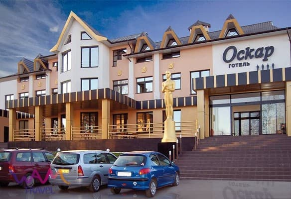 Hotel Oscar, Truskavets: photo, prices, reviews