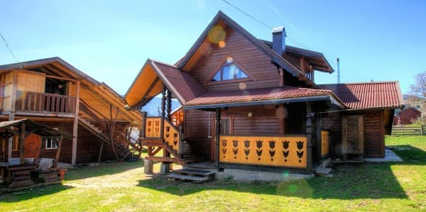 Private estate Tyhyi Vechir, Verkhovyna: photo, prices, reviews