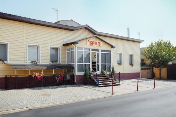 Hotel Briz, Odesa: photo, prices, reviews