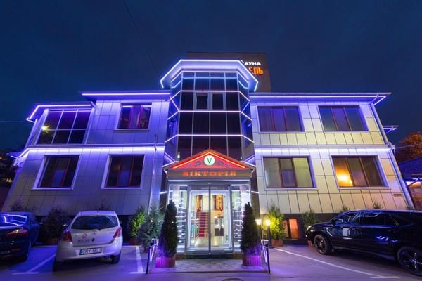 Hotel and restaurant complex Viktoriia, Kyiv: photo, prices, reviews
