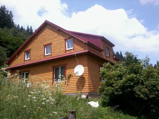 Private estate Mahurchyk, Vorohta: photo, prices, reviews