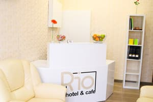 Hotels  city Luhansk and region. Hotel RIO