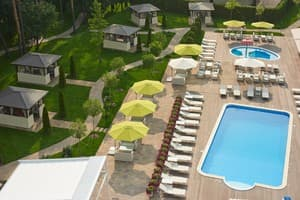Hotels Kyiv. Hotel City Holiday Resort & SPA