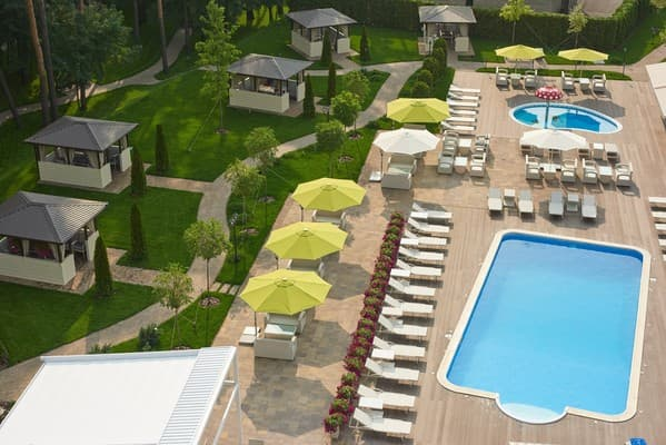 SPA Hotel City Holiday Resort & SPA, Kyiv: photo, prices, reviews