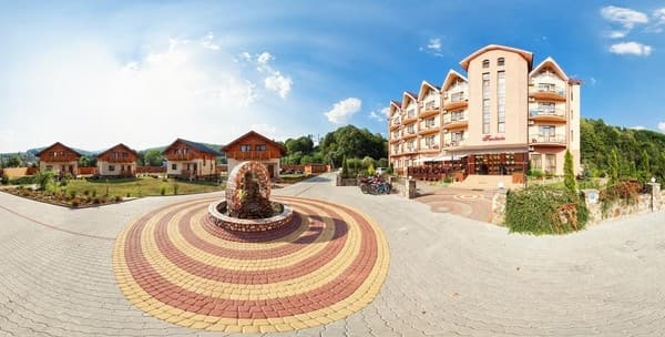 SPA Hotel Fantasіa, Polyana: photo, prices, reviews