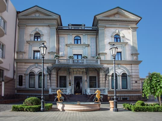 Hotel Otrada, Odesa: photo, prices, reviews